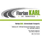 Logo Int. Transporte Florain Karl