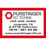 Logo KFZ-Technik Pürstinger